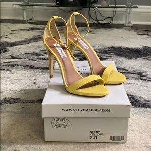 Steve Madden Stecy yellow